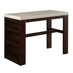 Palos Counter Height Dining Table Charlton Home