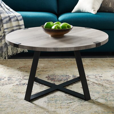 Dempsey Gas Lift Coffee Table