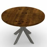 Circular Conference Table by Urban Wood Goods