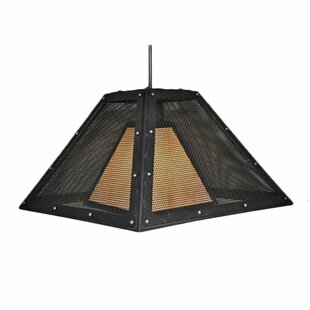 Steel Partners Rogue River 1-Light Dome Pendant