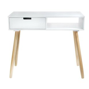 Deegan Left Drawer Console Table