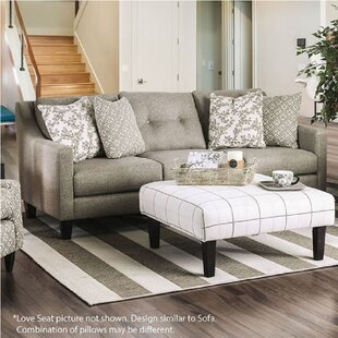 Mendell Loveseat by Charlton Home
