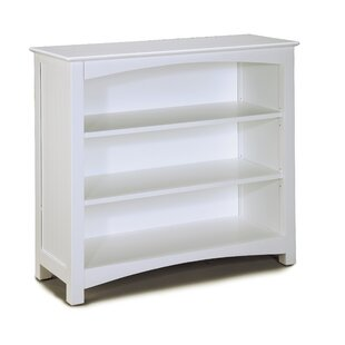 Compare prices Bonneau 34 Wood Bookcase with Two Adjustable Shelves by Harriet Bee Reviews (2019) & Buyer's Guide