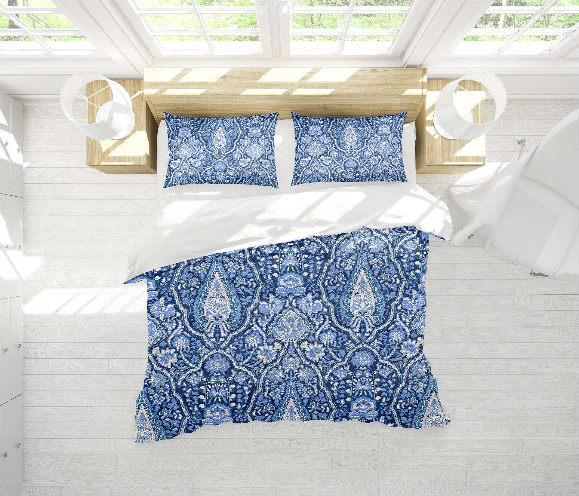 Bloomsbury Market Annagrove Coral Comforter Set Wayfair