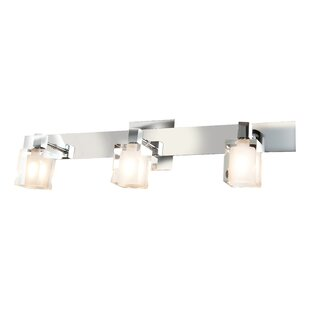 Orren Ellis Pesce 3-Light Vanity Light