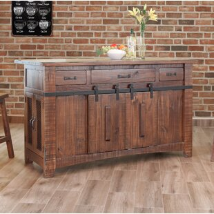 Wein Kitchen Island Gracie Oaks