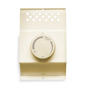Cadet Single-Pole Non-Programmable Thermostat By Cadet