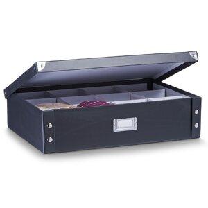 Krawatten-/ Gürtelbox von Zeller Present