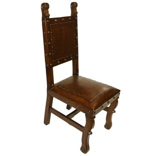 Tylersburg Heritage Leather Side Chair