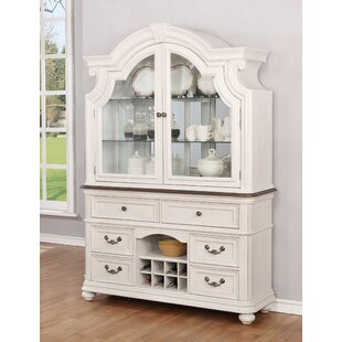 One Allium Way Alisa China Cabinet