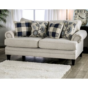 Best Reviews Chaves T-Cushion Loveseat by Darby Home Co Reviews (2019) & Buyer's Guide