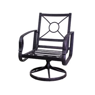 Waynesburg Patio Chair with Cushion (Set of 2)