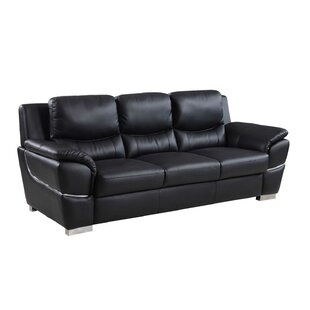 Henton Leather Sofa