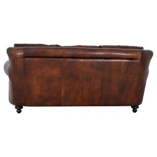 Shop Clinton Leather Sofa by Westland and Birch
