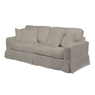 Affordable Price Columbus Sofa Slipcover by August Grove Reviews (2019) & Buyer's Guide