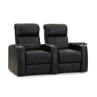 Large Home Theater Row Seating (Row of 2) by Latitude Run