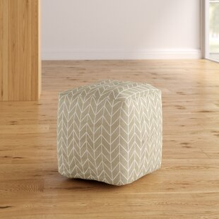 Chenango Pouf by George Oliver