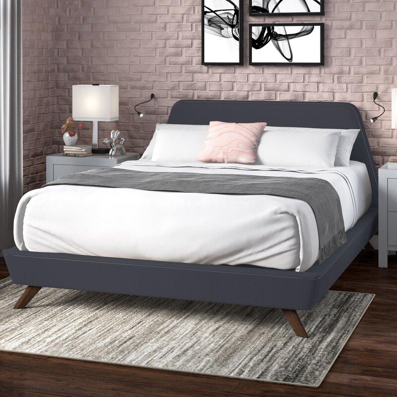 Arroyo Upholstered Platform Bed