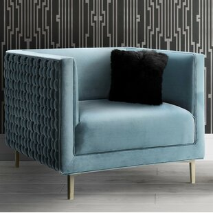 Look for Bengt Armchair by Willa Arlo Interiors Reviews (2019) & Buyer's Guide