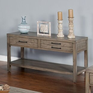 Union Rustic Brianne Console Table