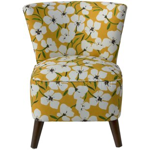Latitude Run Coralie Slipper Chair