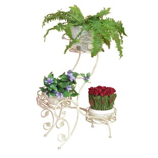 Flower Plant Stand By Marlow Home Co.