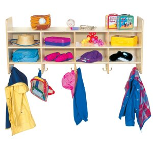 8 Compartment Cubby