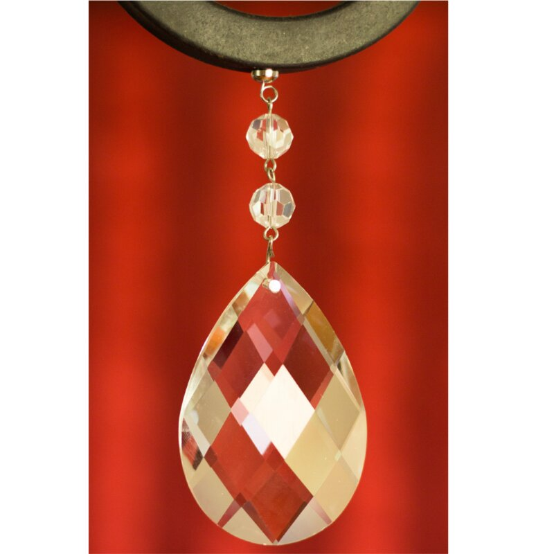 Magnetic Chandelier Crystal Accent