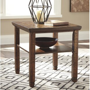 Kai End Table by Millwood Pines