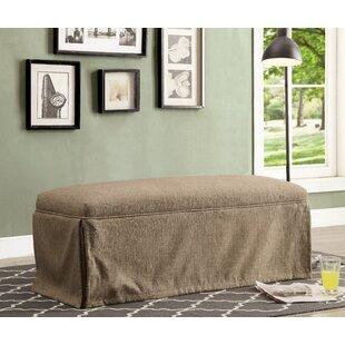 Charlton Home Saldivar Upholstered Bench