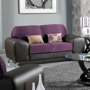 Inexpensive Levin Loveseat by Ebern Designs Reviews (2019) & Buyer's Guide