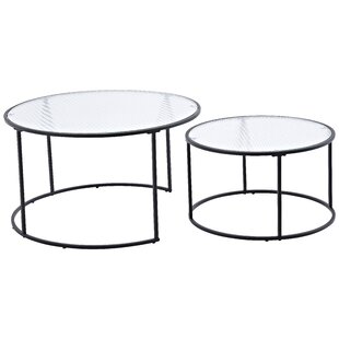 Sam 2 Piece Coffee Table Set By Mercury Row