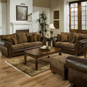 Astoria Grand Aske Configurable Living Room Set