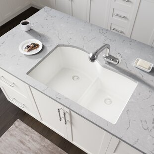 Low Divide All Kitchen Sinks | Wayfair