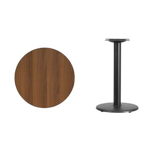 Lois Round Laminate Dining Table