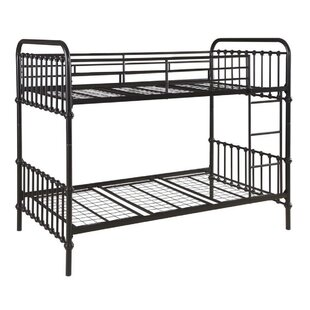 Shears Bunk Bed by Harriet Bee