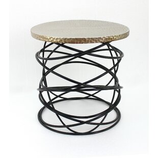 Taconite End Table