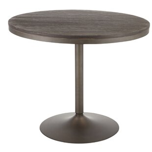 Chambord Industrial Dining Table by Laurel Foundry Modern Farmhouse Read Reviews