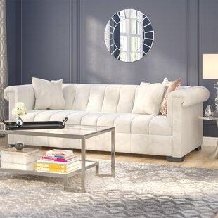 Henriette Chesterfield Sofa by Willa Arlo Interiors