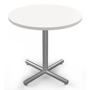 Round Sustainable Furniture Multi Use Laminate Table