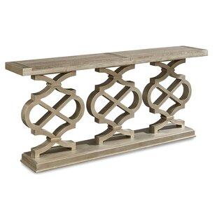 One Allium Way Hanna Console Table