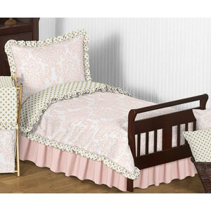 Amelia 5 Piece Toddler Bedding Set