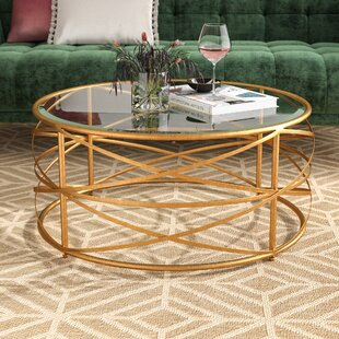 Willa Arlo Interiors Borunda Coffee Table
