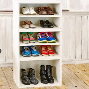 Affordable Price Pisa Storage 10 Pair Shoe Rack By Way Basics