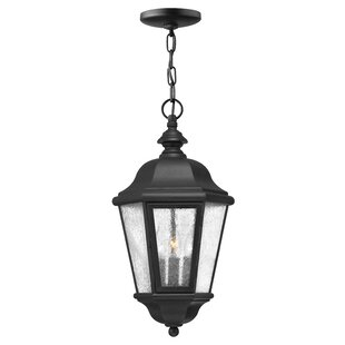 Christiane 3-Light Outdoor Hanging Lantern