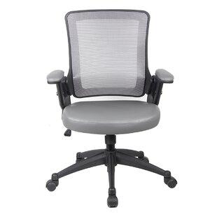 Techni Mobili Mid-Back Mesh Desk Chair
