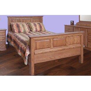 Loon Peak Lacluta Panel Bed