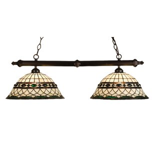 Meyda Tiffany Tiffany Roman 2-Light Pool Table Light