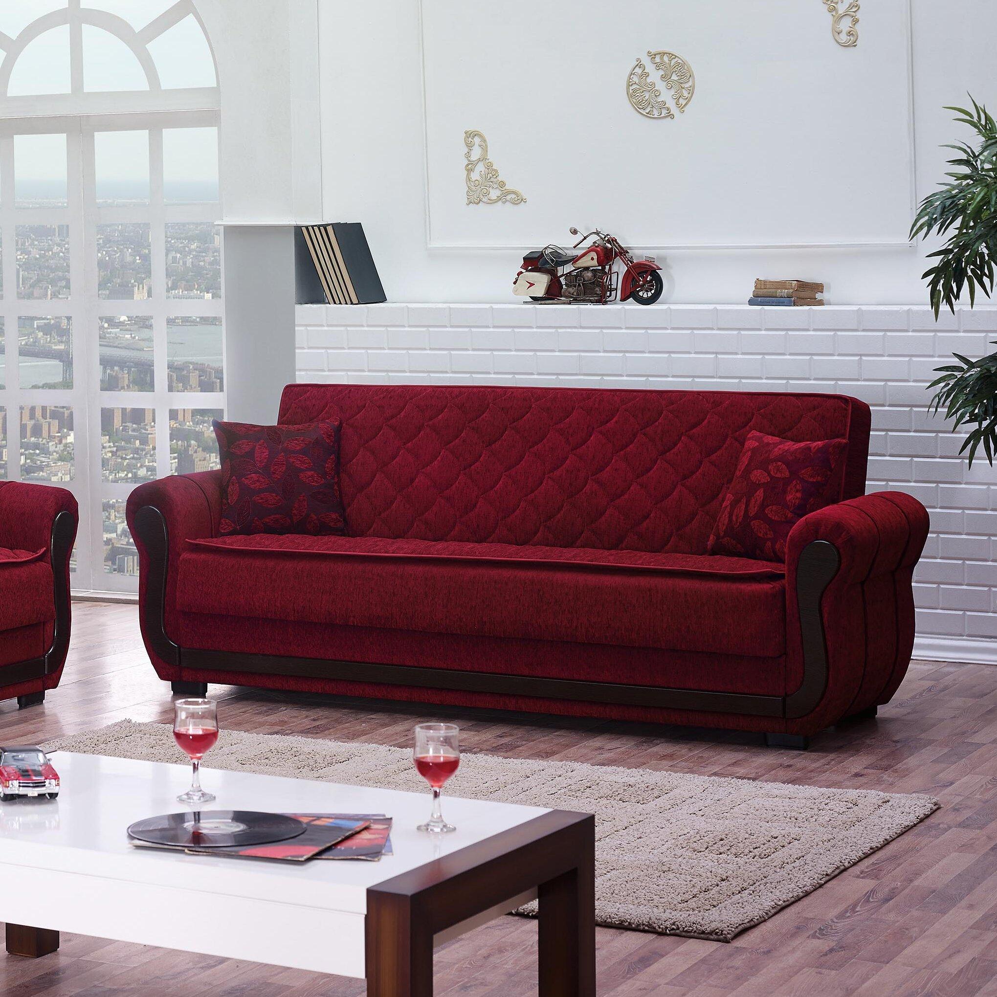 Beyan Parkave Sleeper Sofa Reviews Wayfair