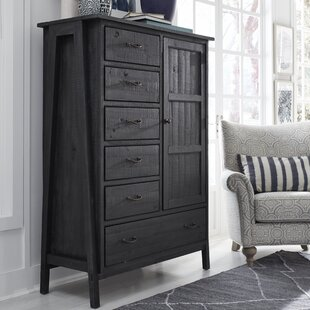 Aaliyah 6 Drawer Chest by Gracie Oaks